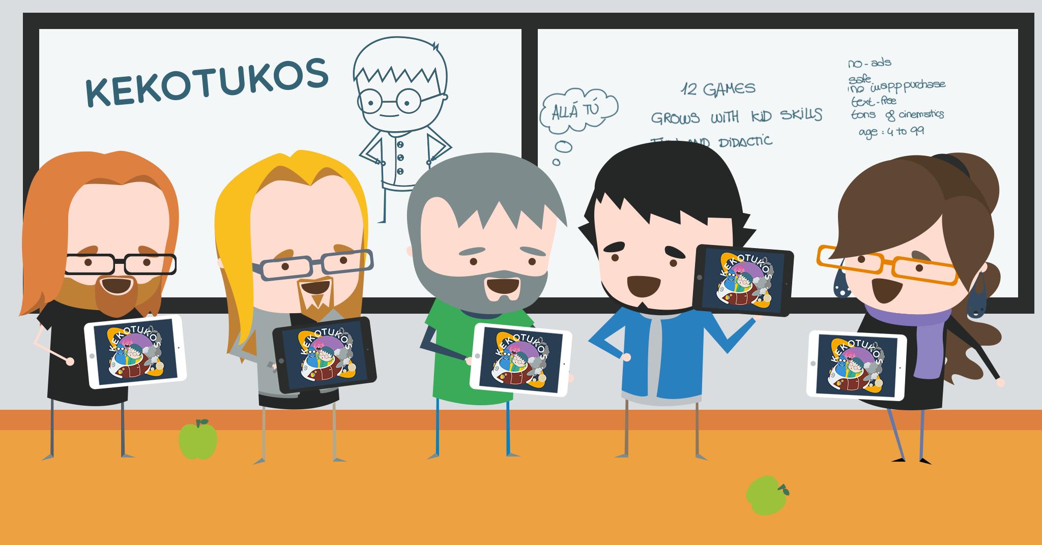Equipo de Kekotukos
