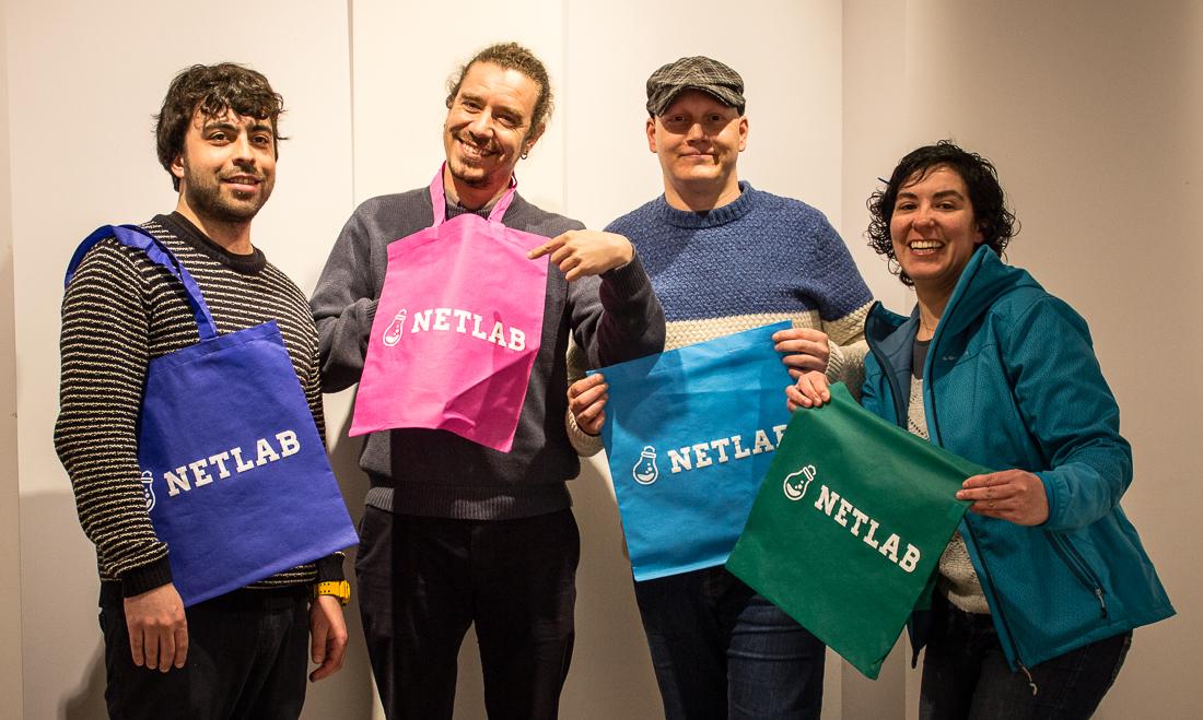 NetLab en el Blog e+e
