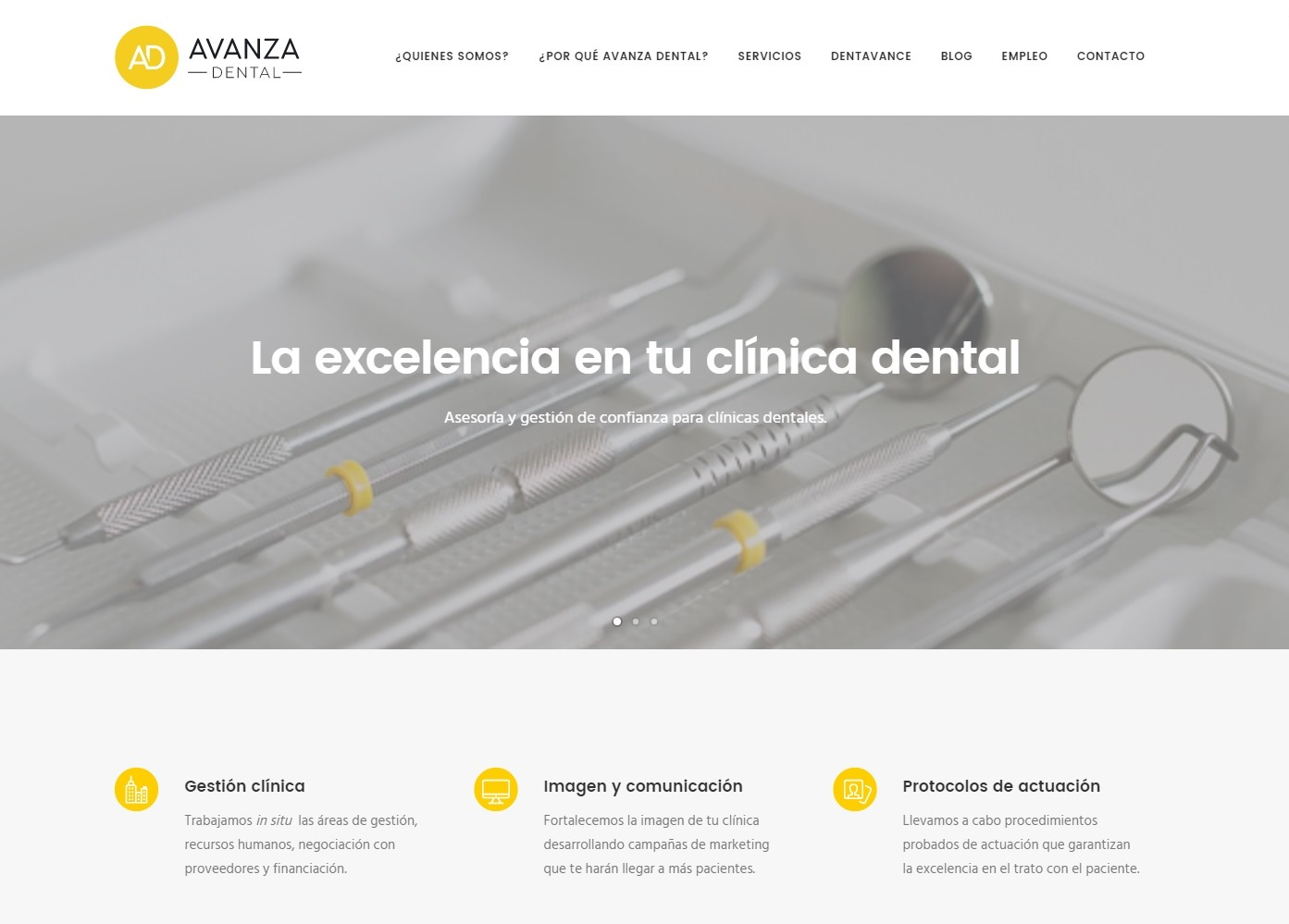 Avanza Dental en Blog e+e