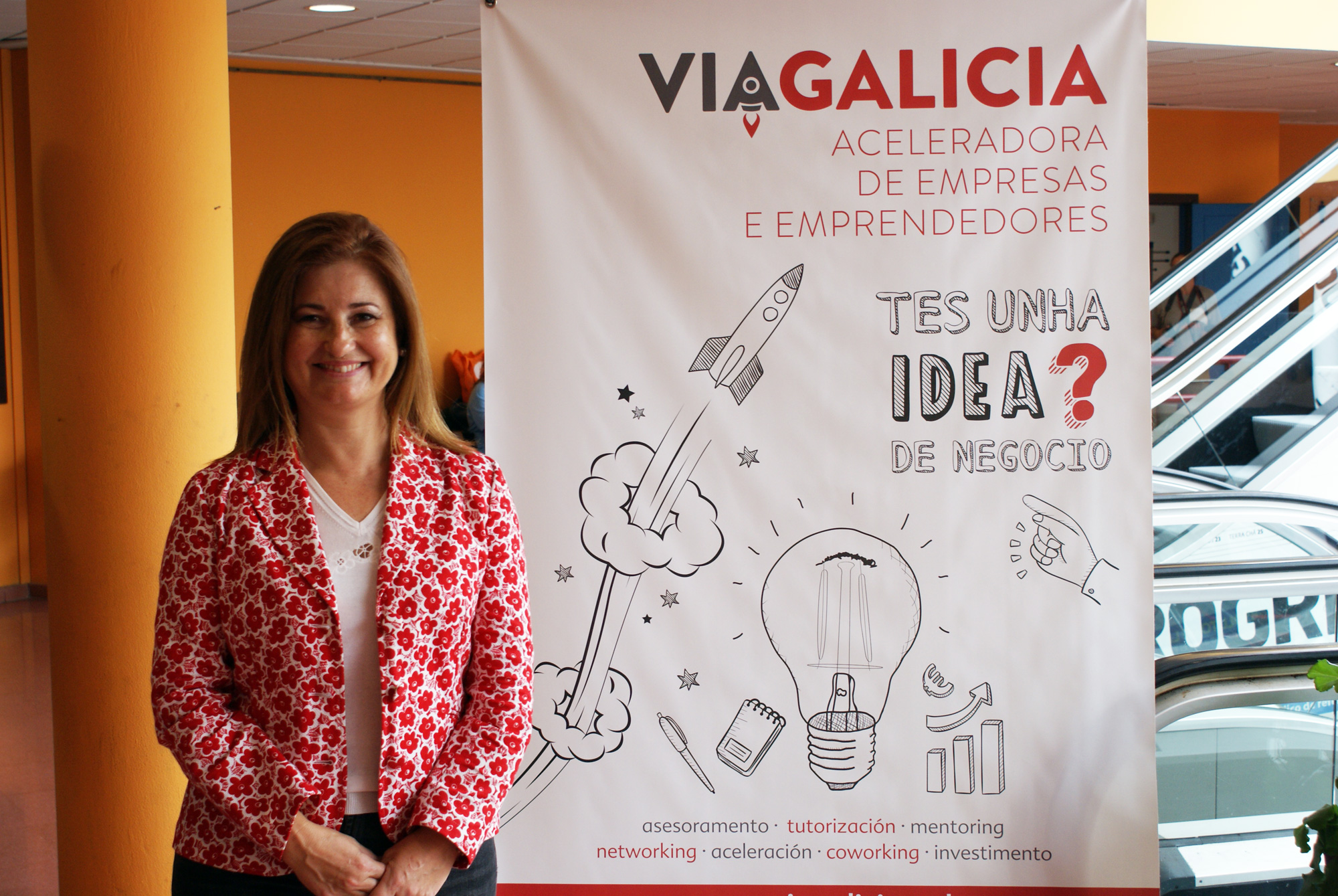 Rosa Eguizábal en el Blog e+e