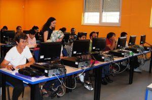 La alfabetización tecnológica es también clave en el marco de este tipo de iniciativas de empleo